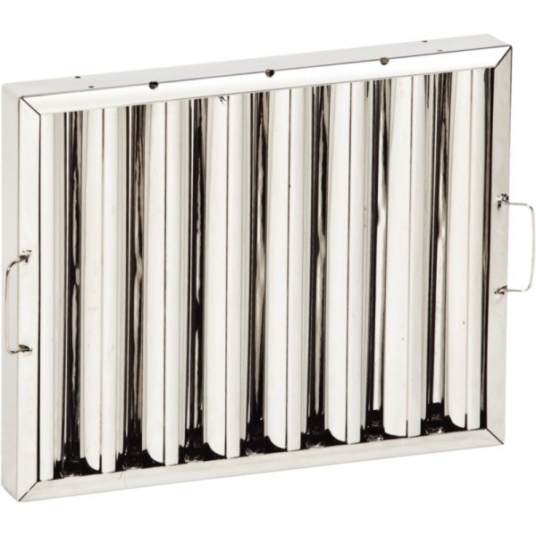 Grease baffle filters 20 x 20 x 2